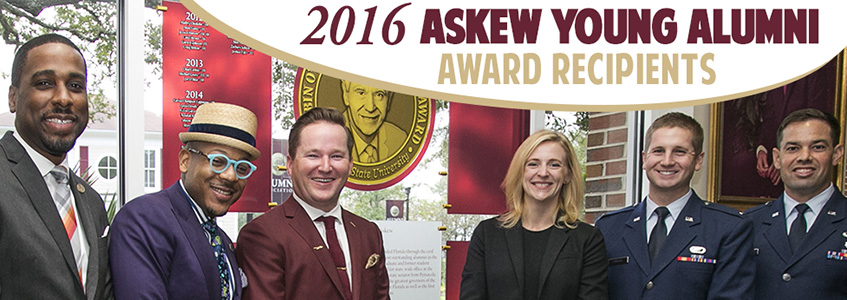 2016 Askew Award winners