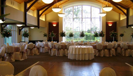 Alumni Center Ballroom